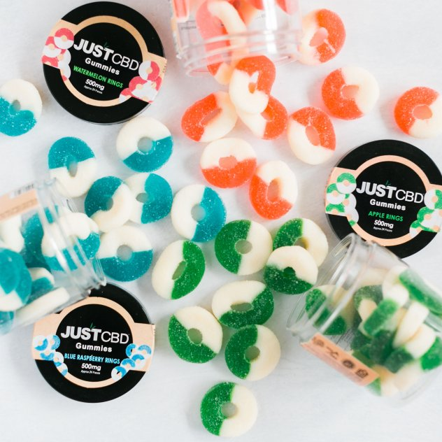 JustCBD Gummies picture