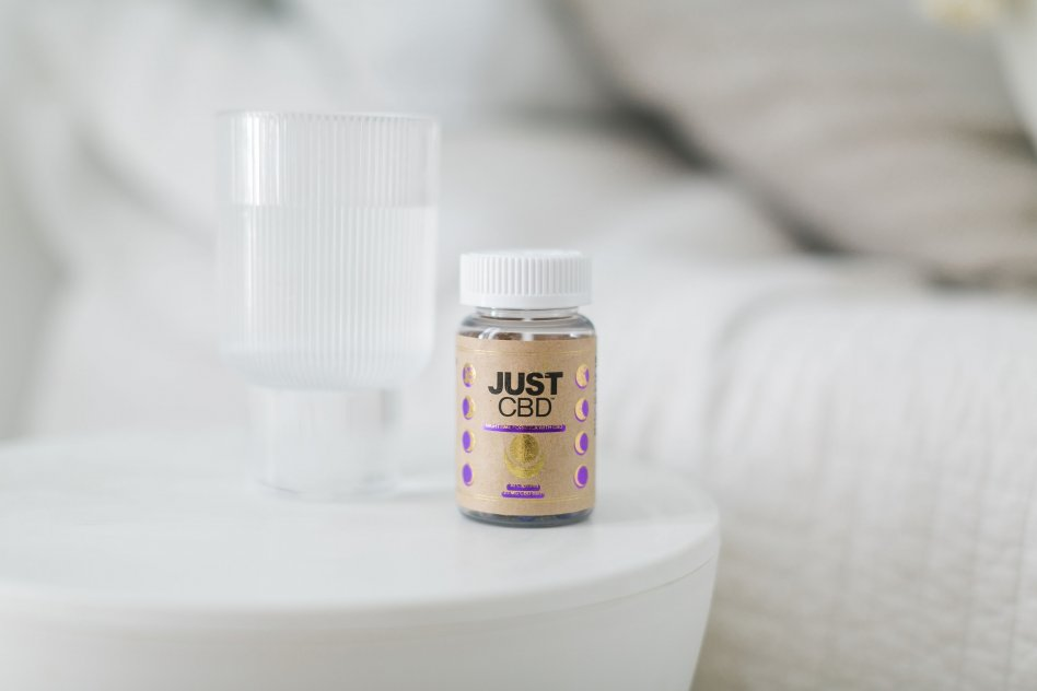 JustCBD Capsules picture