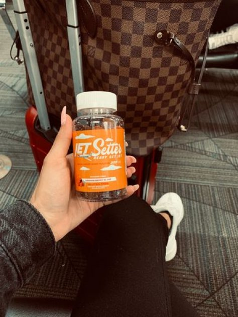 JustCBD JetSetter - CBD Vitamin Gummies picture