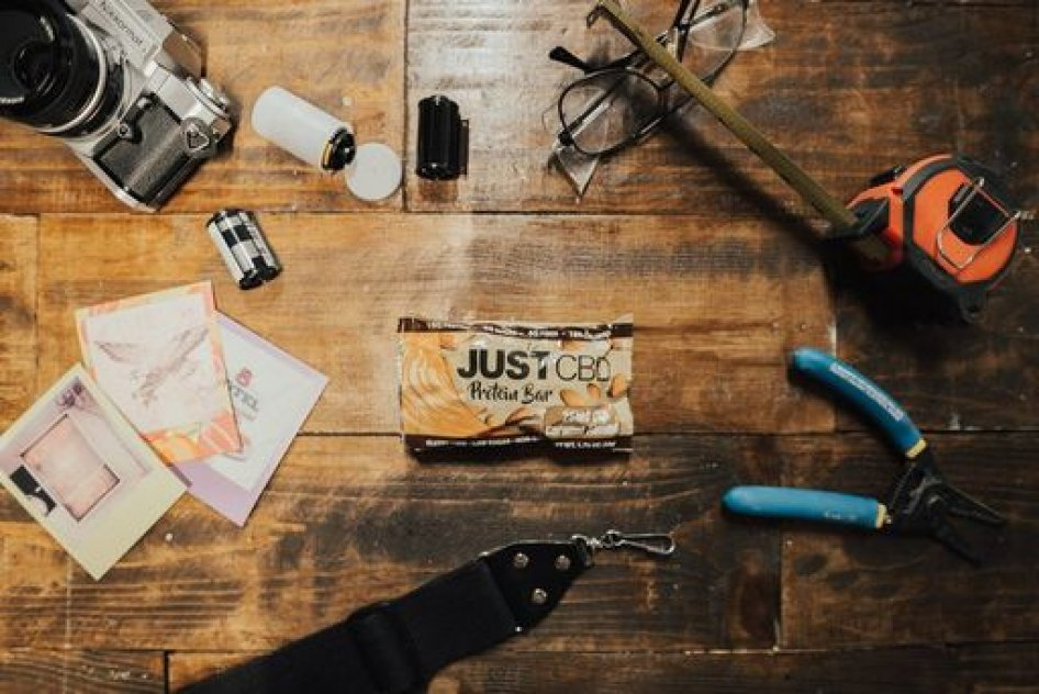 JustCBD Protein Bars picture